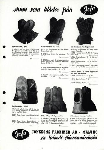 Jonssons fabriiker katalog 28