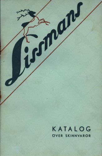 Katalog Lissmans 01 Ljusblå