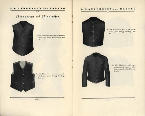 Katalog NE Andersson (PG) 07
