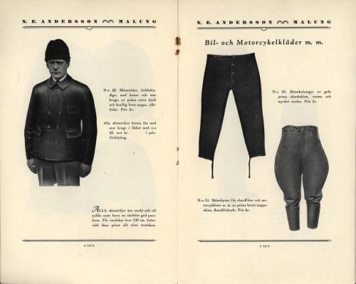 Katalog NE Andersson (PG) 09