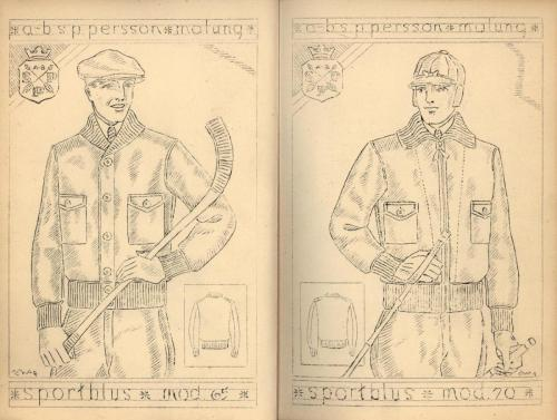 Katalog SP Persson 09