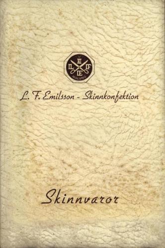 LF Emilsson Katalog 01