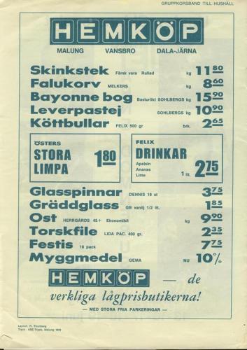 Skinnarspelsprogram 1970_14