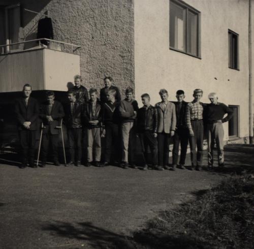Skinnskolan 1958-59