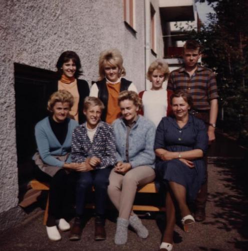 Skinnskolan 1967