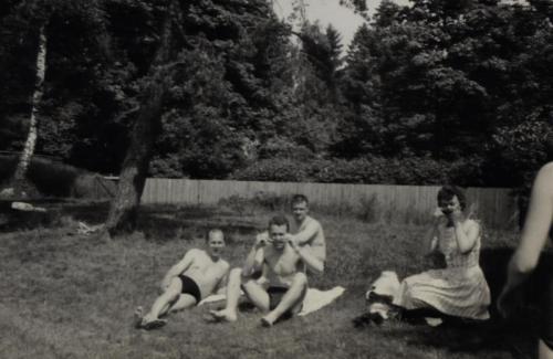 Skolresa Köpenhamn 1961 Bild01