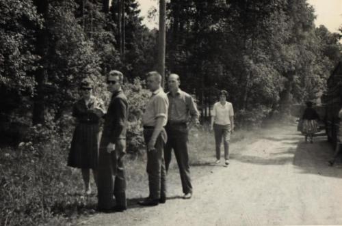 Skolresa Köpenhamn 1961 Bild03