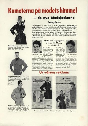 Tidningen Nytt i skinn 1958 blad 04